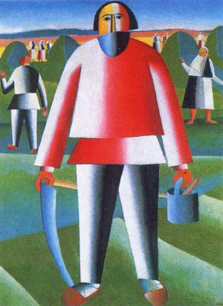 На сенокосе. 1929