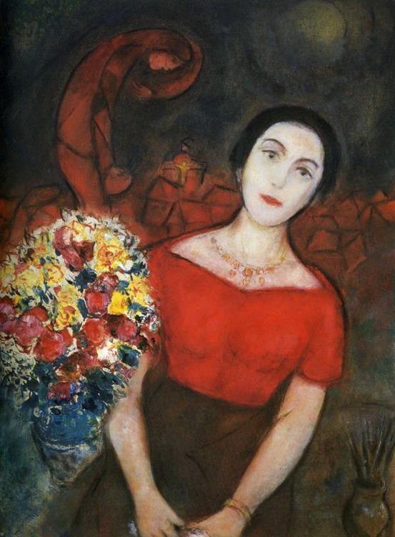 Портрет Вавы. 1953-1956