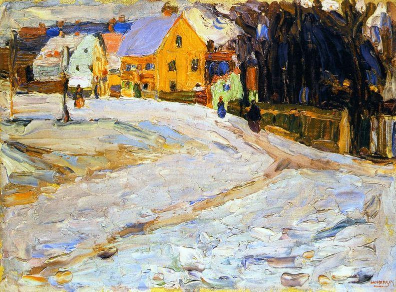 Швабинг, Николайплац. 1901-1902