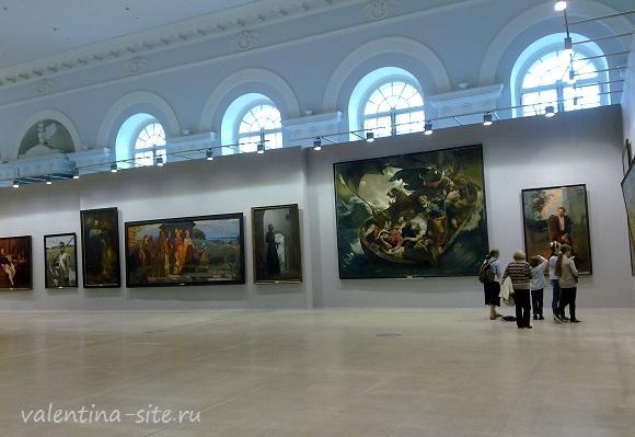 """На выставке """"Ступени мастерства"""" в Манеже"""