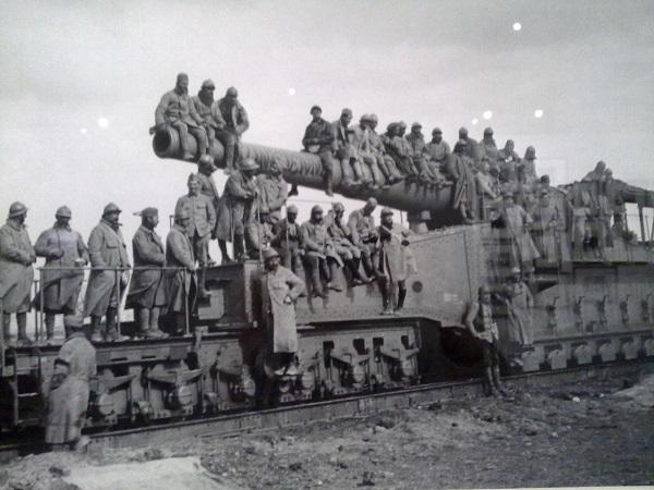 Французы. 1914-1918