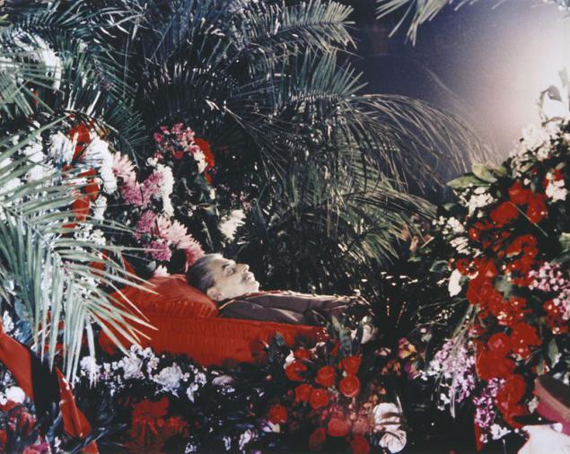 Дмитрий Бальтерманц. Похороны Иосифа Сталина. Колонный зал Дома Союзов. Москва, 6 марта 1953