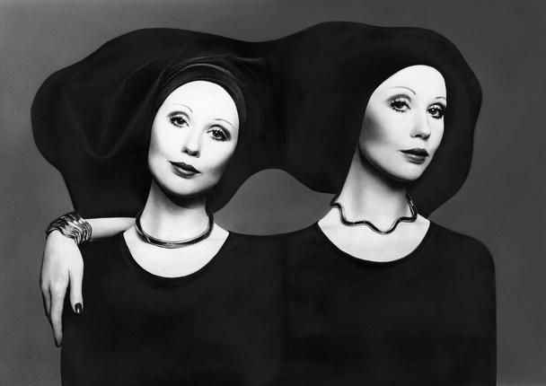 Джан Паоло Барбьери. Лилли Бистратен в Pomellato. Vogue Italia. 1971.
