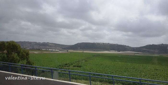 Израиль, гора Кармель