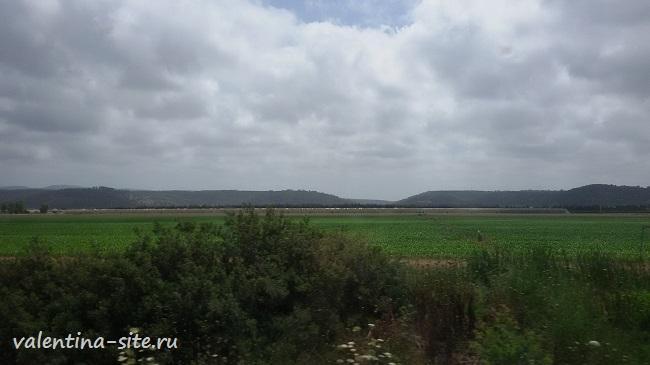Израиль, кибуц